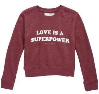 Spiritual Gangster Superpower Crewneck Sweater