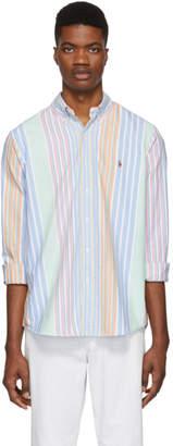 Polo Ralph Lauren Multicolor Striped Oxford Shirt