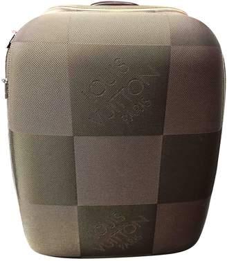 Louis Vuitton Beige Cloth Bag