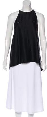 The Row Sleeveless Oversize Top