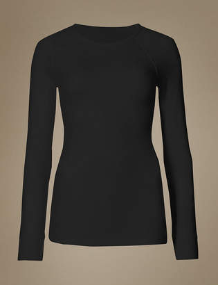 Marks and Spencer Long Sleeve Thermal Top