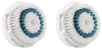 clarisonic Twin Pack Deep Pore Cleaning Brush Head
