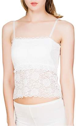 89abd1260fd57 Paradise Silk 100% Silk Knit Women s Long Lace Tube Top with Removable  Strap US10