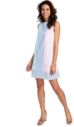Vineyard Vines Party Seersucker Shift Dress