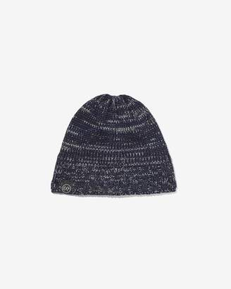 dafc055a77c Express Space Dyed Fleece-Lined Beanie