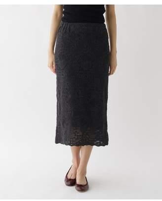 Dressterior (ドレステリア) - Ladies 手編み風レースIラインスカート