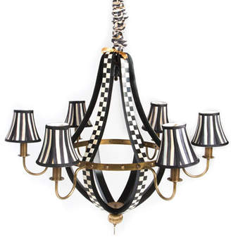 Mackenzie Childs MacKenzie-Childs Teardrop Chandelier
