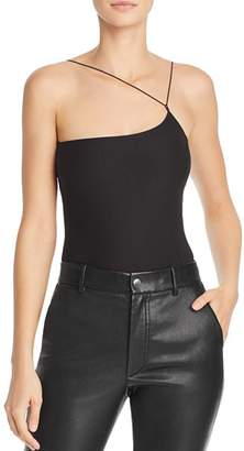 Alix Kane Asymmetric Bodysuit