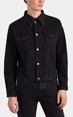 Calvin Klein Jeans Est. 1978 Men's Denim Trucker Jacket - Black