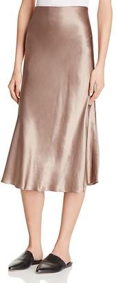 Vince Midi Skirt $245 thestylecure.com