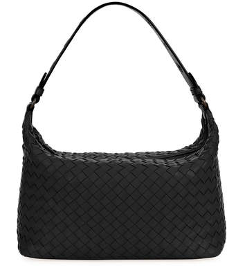 Bottega Veneta Black Woven Hobo Bags - ShopStyle 3c0f4779e5299