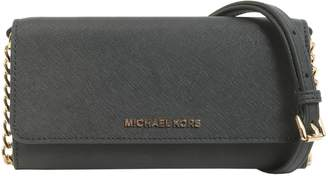 MICHAEL Michael Kors Wallet With Chain Crossbody Strap