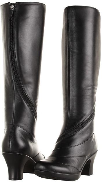 Dansko Bentley (Black Nappa) - Footwear