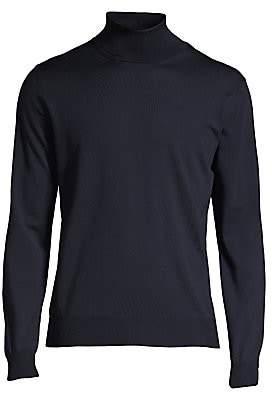 Corneliani Men's Wool Turtleneck Sweater