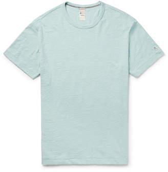 Todd Snyder + Champion Slub Cotton-jersey T-shirt