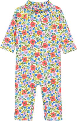 9972a0c55f Boden Mini Pretty Surf Suit One-Piece Rashguard Swimsuit