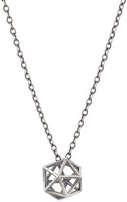 M. Cohen Men's Water Geometric Necklace