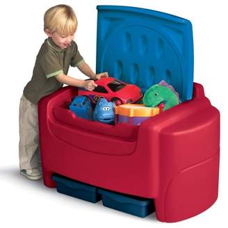 Little Tikes Sort 'n Store Toy Chest- Primary Colors