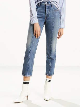 Levi's Altered Straight Leg Jeans