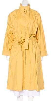 Hermes Lightweight Long Coat