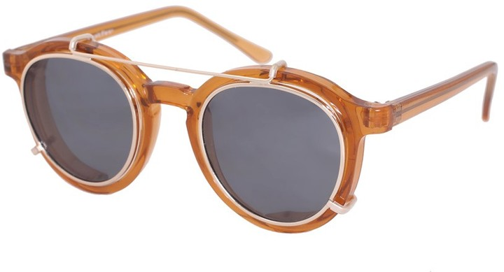 Spitfire 70s Removable Shades Sunglasses