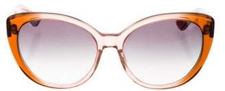 Dita Amant Cat-Eye Sunglasses