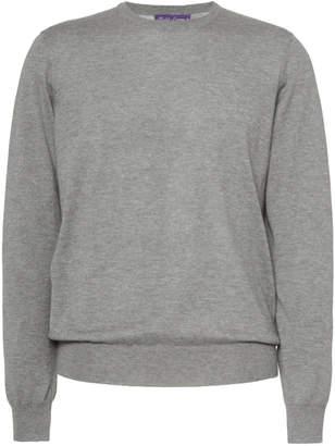 Ralph Lauren Stretch-Cashmere Sweater