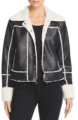 Chaser Faux Shearling Jacket