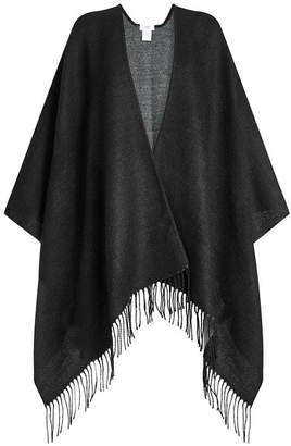 Closed Cape with Fringe