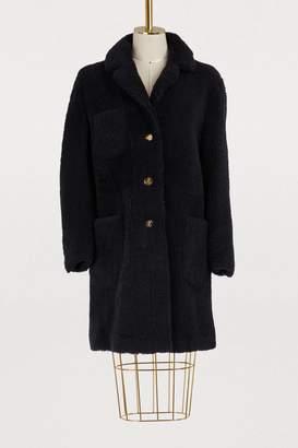 Thom Browne Shearling coat
