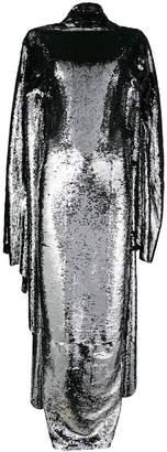 Paula Knorr long sequin dress