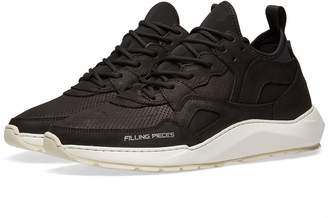 Filling Pieces Origin Low Arch Runner Fence Sneaker