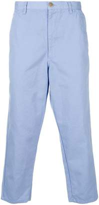 Comme des Garcons cropped chinos
