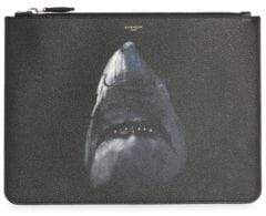 Givenchy Shark Large Pouch