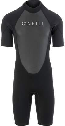 O'Neill Reactor II 2mm Back Zip Short-Sleeve Spring Wetsuit - Men's