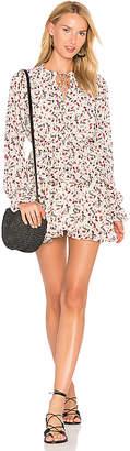 Tularosa x REVOLVE Kenya Dress in White $178 thestylecure.com