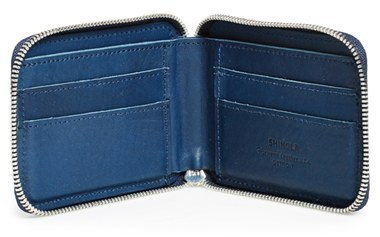 Shinola Small Artisanal Leather Wallet
