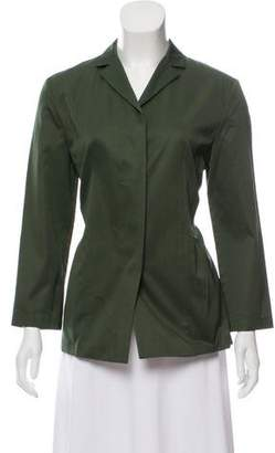 Calvin Klein Collection Lightweight Button-Up Jacket