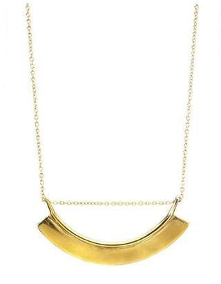 Soko Paddle Threaded Necklace
