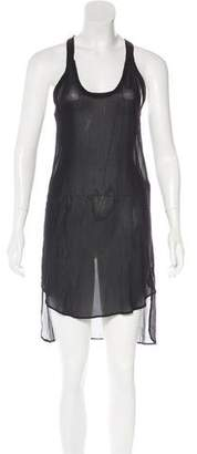 Damir Doma Sleeveless Knee-Length Dress