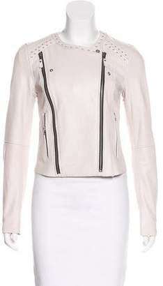 Paige Heavyweight Leather Jacket