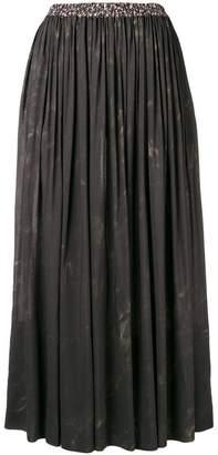 Vivienne Westwood pleated midi skirt