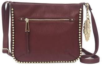 Jessica Simpson Camille NS Studded Crossbody Bag