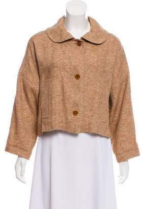 Marni Linen-Blend Jacket