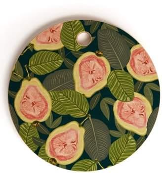 Deny Designs 83 Oranges Guava Cutting Board