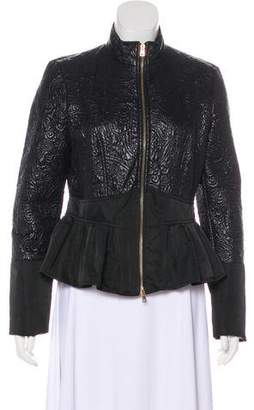 Etro Embroidered Lightweight Jacket
