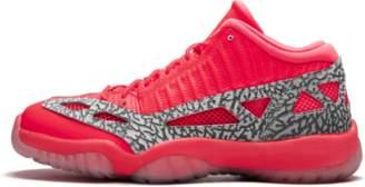 Jordan Air 11 Retro Low IE 'Flash Crimson' - Flash Crimson