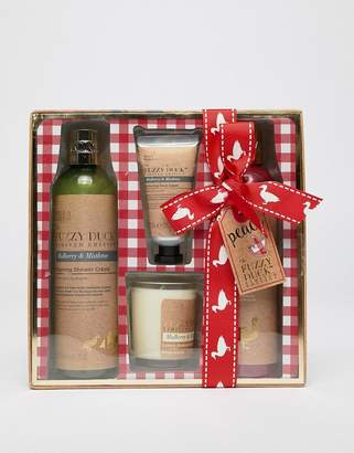 Baylis & Harding the fuzzy duck beauty gift set with bath and body wash and lotions