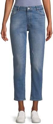 DL1961 Premium Denim Women's Bella High-Rise Vintage Jeans