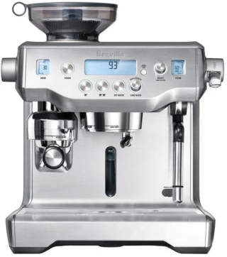 Breville NEW the Oracle Espresso Machine BES980BSS